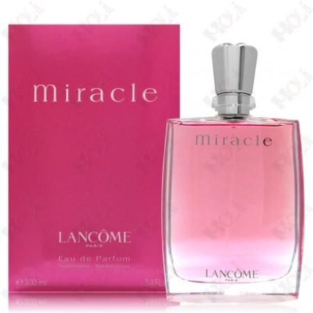 202-1386 Lancome Miracle 蘭蔻真愛奇蹟女性淡香精 100ml