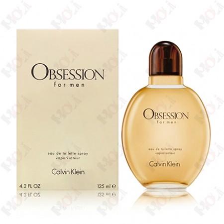 304-1796 Calvin Klein 卡文克萊 CK Obsession 情迷魅惑男性淡香水 125ml