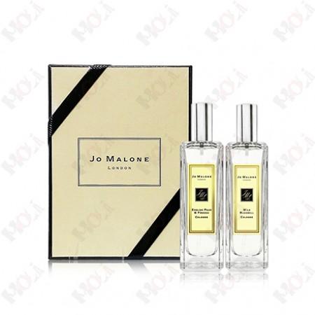 386-557 Jo Malone 二件組香水禮盒 30ml x 2款(英國梨與小蒼蘭30ml+藍風鈴30ml)