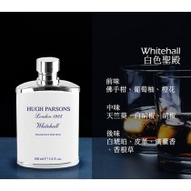 30032-37 Hugh Parsons Whitehall 白色聖殿男性淡香精 100ml