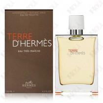 100-2218 Hermes 愛馬仕 大地極致清新男性淡香水 125ml