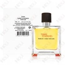 100-2270【TESTER包裝】Hermes Terre D'Hermes Parfum 愛馬仕大地男性淡香精 75ml ~環保式外盒、有蓋子