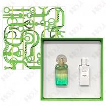 100-2409 Hermes Un Jardin Sur le Nil 愛馬仕 尼羅河花園女性淡香水禮盒 (淡香水50ml+身體乳40ml)