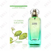100-92 Hermes Un Jardin Sur le Nil 愛馬仕尼羅河花園中性淡香水100ml