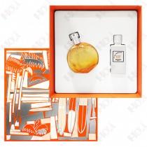 100-986 Hermes Eau des Merveilles 愛馬仕 橘采星光女性淡香水禮盒(淡香水50ml +身體乳40ml)