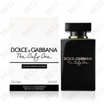 111-1088【TESTER包裝】Dolce & Gabbana D&G The Only One 欲我女性淡香精 100ml ~環保式外盒、有蓋子