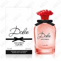 111-1156【TESTER包裝】Dolce & Gabbana Dolce Rose 傾心花園女性淡香水 75ml ~環保式外盒、有蓋子