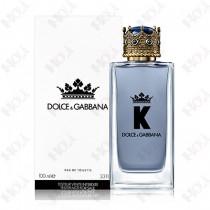 111-944【TESTER包裝】Dolce & Gabbana K by D&G 王者之心男性淡香水 100ml ~環保式外盒、有蓋子