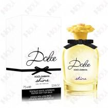 111-999【TESTER包裝】Dolce & Gabbana D&G 閃耀花園女性淡香精 75ml ~環保式外盒、有蓋子