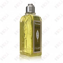 134-2109【TESTER 包裝】L'OCCITANE 歐舒丹 馬鞭草沐浴膠 250ml (瓶身上貼有TESTER字樣標籤)