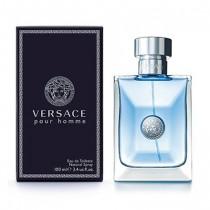150-950 Versace Pour Homme 凡賽斯經典男性淡香水 100ml 送~凡賽斯系列小香隨機款
