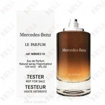159-1071【TESTER包裝】Mercedes Benz Le Parfum 賓士入木之水男性淡香精 120ml ~ 環保式外盒,沒有蓋子