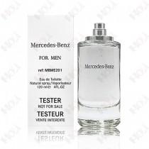 159-500【TESTER包裝】Mercedes Benz For Men 賓士經典男性淡香水 120ml ~環保式外盒,沒有蓋子
