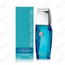 159-876 Mercedes Benz VIP Club Energetic Aromatic 賓士 陽光藍男性淡香水 100ml