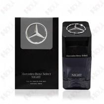 159-944 Mercedes Benz Select Night 賓士 夜帝耀男性淡香精 50ml