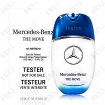 159-982【TESTER包裝】Mercedes Benz The Move 賓士恆動之星男性淡香水 100ml ~環保式外盒