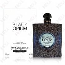 193-1112【TESTER包裝】YSL Black Opium 黑鴉片女性淡香精 / 夜醺版 90ml ~ 環保式外盒,有蓋子