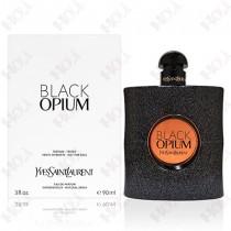 193-1228【TESTER包裝】YSL Black Opium 黑鴉片女性淡香精 90ml ~ 環保式外盒,有蓋子
