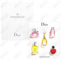 201-3565 Christian Dior 迪奧香水特惠組(花漾迪奧7.5ml+真我宣言EDP5ml+JOY EDP5ml+茉莉花7.5ml+紅毒藥5ml)