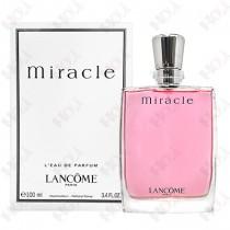 202-4226【TESTER包裝】Lancome Miracle 蘭蔻 真愛奇蹟女性淡香精 100ml ~ 環保式外盒,有蓋子