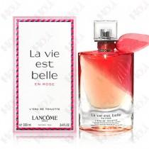 202-4332 Lancome La Vie Est Belle en Rose 蘭蔻美好人生玫瑰女性淡香水 100ml