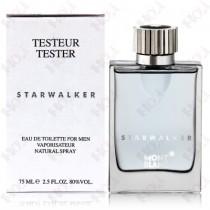 203-135【TESTER包裝】Mont Blanc Star Walker 萬寶龍 星際旅者男性淡香水 75ml ~環保式外盒,有蓋子