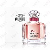 206-1726【TESTER包裝】Mon Guerlain Bloom of Rose 嬌蘭我的印記玫瑰女性淡香水100ml ~環保式外盒,有蓋子