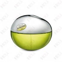 226-594【TESTER包裝】DKNY Be Delicious Eau De Parfum 青蘋果女性淡香精100ml ~ 環保式外盒