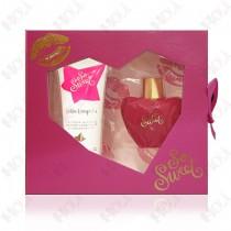 30022-16 Lolita Lempicka 蘿莉塔甜心蘋果女性淡香精禮盒(淡香精 50ml + 身體乳75ml)