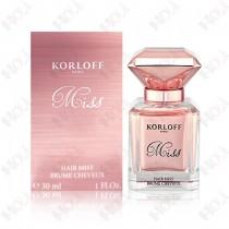 30025-297 Korloff Miss Korloff 頂級專業髮香水 30ml