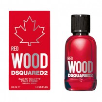 30027-202 DSQUARED2 RED WOOD 心動紅女性淡香水30ml