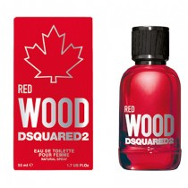 30027-219 DSQUARED2 RED WOOD 心動紅女性淡香水 50ml