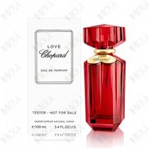 30039-78【TESTER包裝】Chopard Love 愛在蕭邦女性淡香精 100ml ~ 環保式外盒,有蓋子
