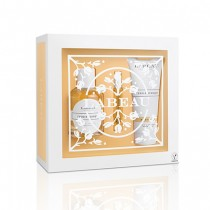 30046-23 LABEAU l'eau d'oranger 純淨花園橙花淡香水禮盒(淡香水100ml+淡香水7.5ml+身體乳100ml)