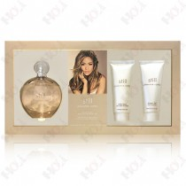 301-136 Still Jennifer Lopez 珍妮佛羅培茲 星鑽女性淡香精禮盒(淡香精100ml+身體乳75ml+沐浴精75ml)
