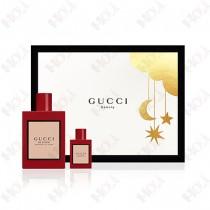 302-1521 Gucci Bloom Ambrosia di Fiori 花悅馥意女性淡香精禮盒(淡香精50ml+淡香精5ml 另附沐浴球)
