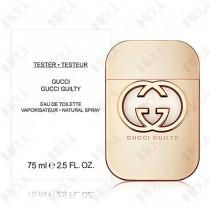302-456【TESTER包裝】Gucci Guilty 罪愛女性淡香水75ml ~環保式外盒