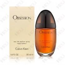 304-1802【即期出清 效期2022.1】Calvin Klein 卡文克萊 CK Obsession 情迷魅惑女性淡香精 50ml