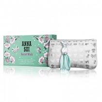 306-1619 Anna Sui Secret Wish 安娜蘇 許願精靈花綻禮盒(淡香水30ml+手拿包)