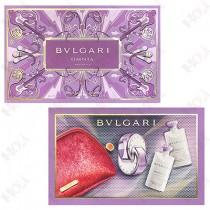 307-1793 BVLGARI Omnia Amethyste 寶格麗紫水晶女性淡香水禮盒 (淡香水65ml+身體乳75mlx2+化妝包)