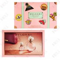 307-2134 Bvlgari Rose Goldea 寶格麗 歡沁玫香女性淡香精禮盒(淡香精75ml+淡香精15ml+化妝包)