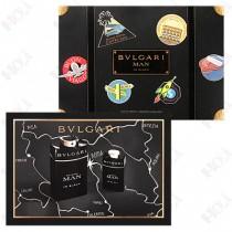 307-2295 Bvlgari Man In Black 寶格麗 當代真我男性淡香精禮盒(淡香精100ml+淡香精15ml)
