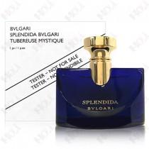 307-2318【TESTER包裝】Splendida Bvlgari 寶格麗 魅影晚香玉女性淡香精 100ml ~環保式外盒、有蓋子