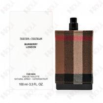 310-684 【TESTER包裝】Burberry London 倫敦男性淡香水 100ml~環保式外盒,沒蓋子