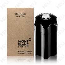313-278【TESTER包裝】Mont Blanc Emblem 萬寶龍 男性淡香水 100ml ~環保式外盒,有蓋子