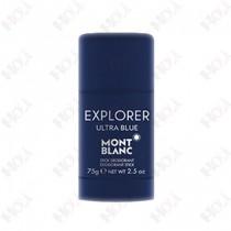 313-933 Mont Blanc Explorer Ultra Blue 萬寶龍 探尋藍海男性淡香精體香膏 75g