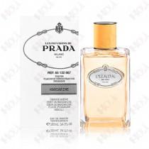 317-915【TESTER包裝】Prada Infusion Mandarine 柑橘精粹女性淡香精 100ml ~環保式外盒、有蓋子