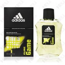 318-136 Adidas 愛迪達 PURE Game 極限挑戰 運動男性淡香水 100ml