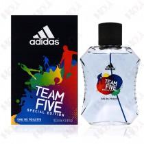 318-433 Adidas 愛迪達 Team Five 五人團隊 運動男性淡香水 100ml