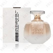 327-196【TESTER包裝】Lalique萊儷 Rêve d'Infini 無盡浪漫女性淡香精100ml ~環保式外盒、有蓋子